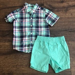 Boys 18m outfit from Carter's